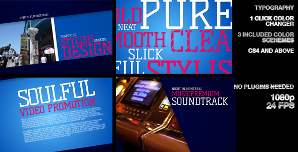 VideoHive Typography 2961573