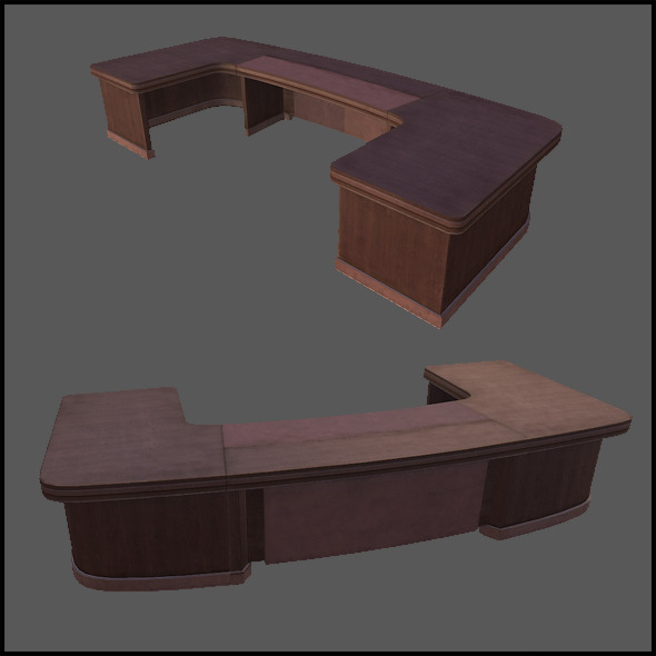 Luxirios Table - 3DOcean Item for Sale