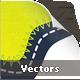 Bold Stitched Badges - GraphicRiver Item for Sale