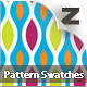 40 Retro Pattern Swatches