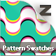 10 Retro Pattern Swatches