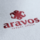 Aravos Logo