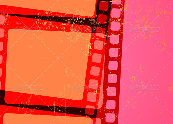Cinema Abstract Background Graphicriver