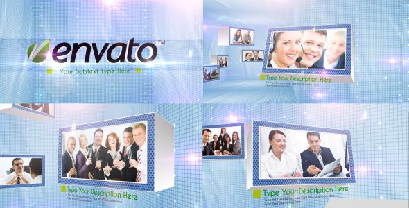 VideoHive Corporate Hall 2966898
