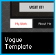 Vogue Template - ActiveDen Item for Sale