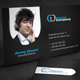 Professionals Headshoot Business Card - GraphicRiver Item for Sale
