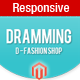 Dramming – Responsive Magento Theme