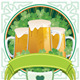 St. Patrick's Beer - GraphicRiver Item for Sale