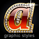 Illustrator Graphic Styles - Diamond - GraphicRiver Item for Sale