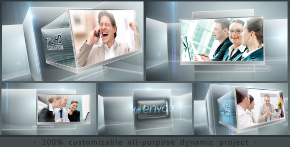 VideoHive SHOWCASE 2971067
