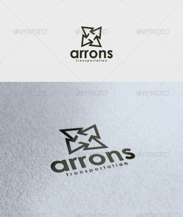 Arrons Logo - Vector Abstract