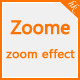 Zoome - jQuery Image Zoom Effect Plugin