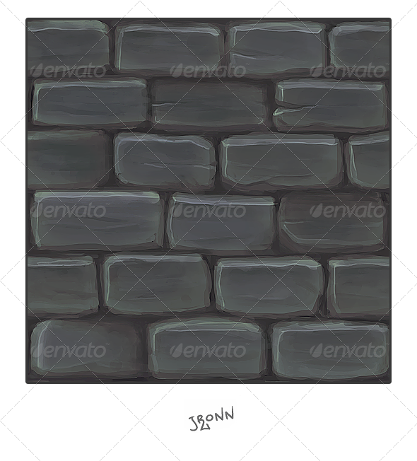 3DOcean Rock Wall 01 2974119