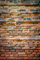 vintage grungy red brick wall - PhotoDune Item for Sale