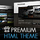 Accentuate Premium HTML Theme / Business Portfolio - ThemeForest Item for Sale