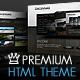 Accentuate Premium HTML Theme / Business Portfolio  Free Download