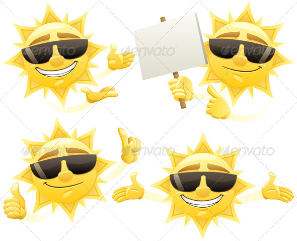 GraphicRiver Sun Presenting 1673944