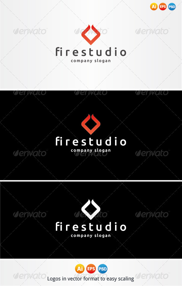 Fire Studio Logo