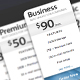 Pricing Table Semplice - PSD PNG HTML CSS - GraphicRiver Item for Sale