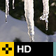 Winter Icicles - Clip 2 - VideoHive Item for Sale
