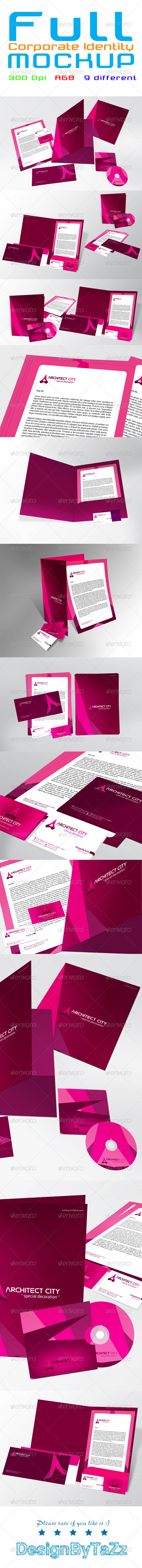 Full Corporate Identity Package