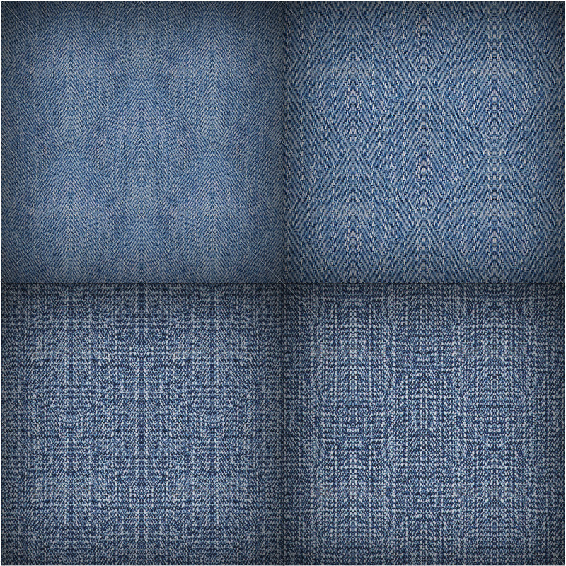 Seamless Denim - Photoshop Patterns