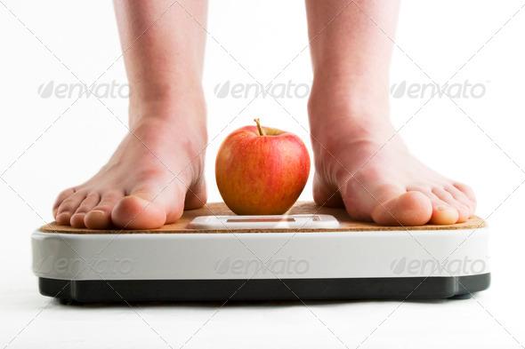 PhotoDune Weight Loss 253124