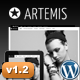 Artemis Photography Gallery Portfolio Theme - ThemeForest Item for Sale