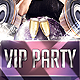 Vip Party Flyer Template - GraphicRiver Item for Sale