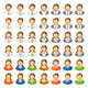 Human Icon Set - GraphicRiver Item for Sale