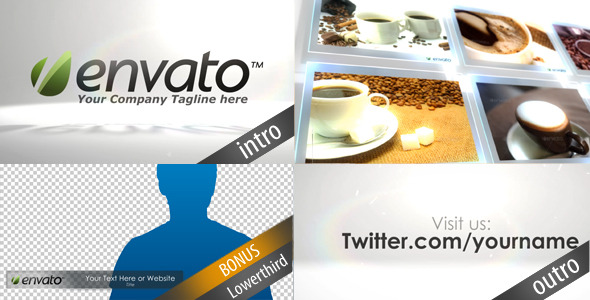 After Effects Project - VideoHive Coffee Shop or Any Store Promo 2983291