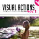 Visual Actions Vol.1 - GraphicRiver Item for Sale