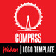 Compass Architect Logo - GraphicRiver Item for Sale