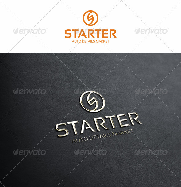 Starter Logo Template - Letters Logo Templates