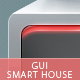 GUI Smart House - Retina Ready - GraphicRiver Item for Sale