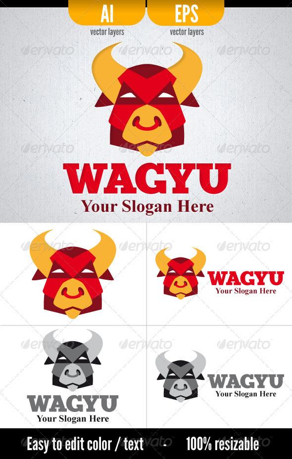 Wagyu - Logo Template
