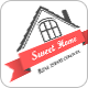 Sweet Home Logo - GraphicRiver Item for Sale