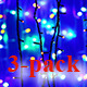 New Year Illumination Garland Decoration (3-Pack) - VideoHive Item for Sale