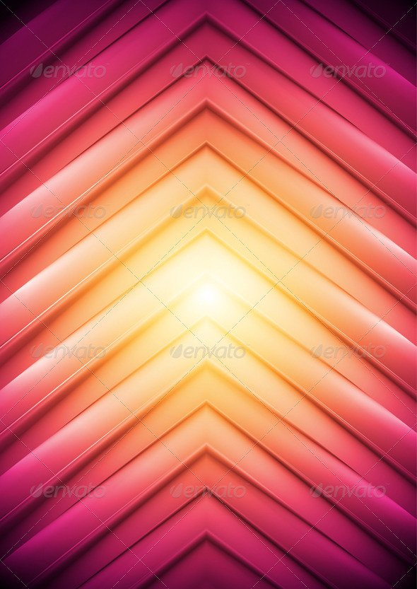 Bright abstract design - Backgrounds Decorative