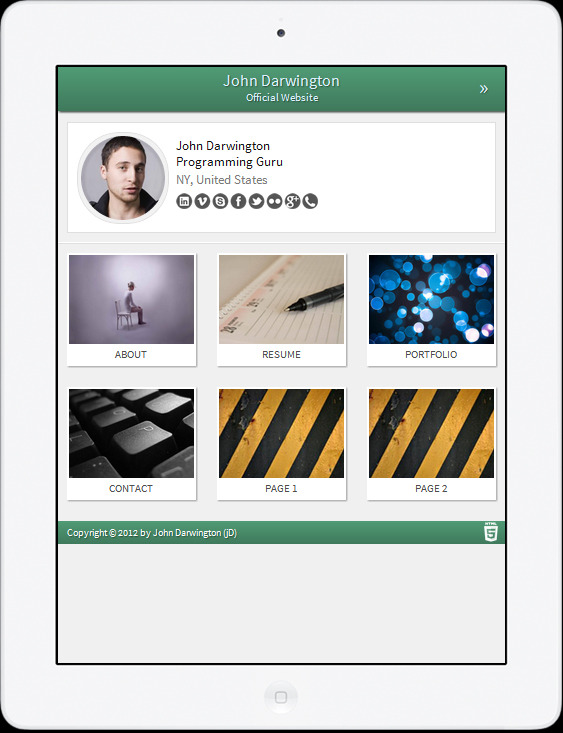 I&Me Portfolio Web App