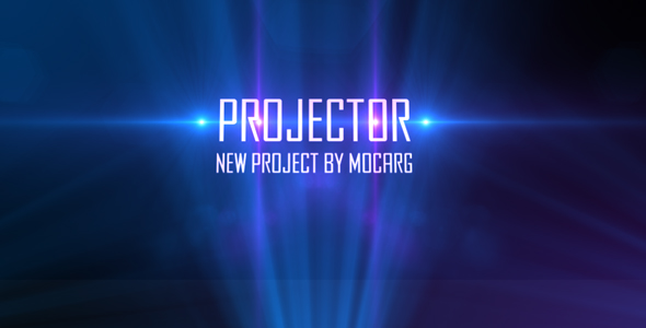 After Effects Project - VideoHive Projector 95021