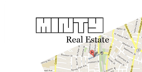 CodeCanyon Minty Real Estate 2992607