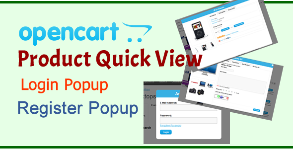 Product Quick Look  - CodeCanyon Item for Sale