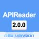 API Reader dan Parser Perpustakaan - WorldWideScripts.net Barang Dijual