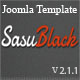Sasu Black - Premium Joomla Template - ThemeForest Item for Sale