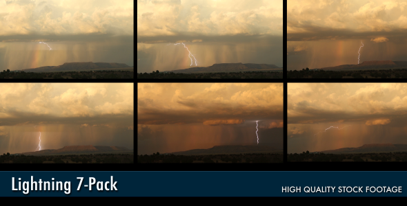 Lightning 7-Pack