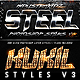 Steel Photoshop Layers Styles V3 - GraphicRiver Item for Sale