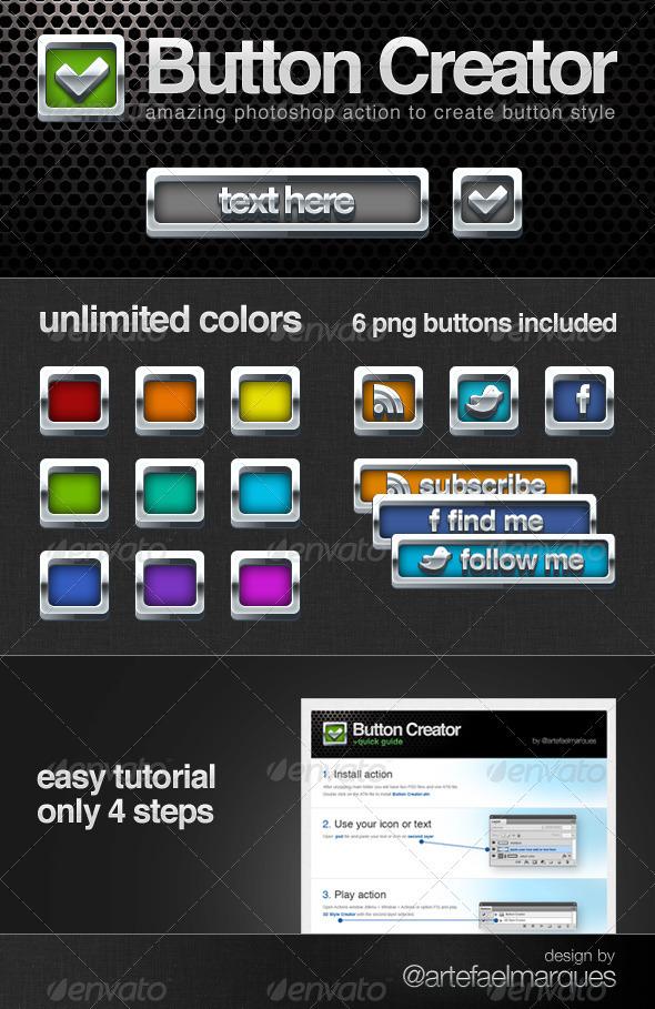 GraphicRiver Button Creator 308850