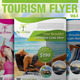 Tourism Flyer Vol.4 - GraphicRiver Item for Sale