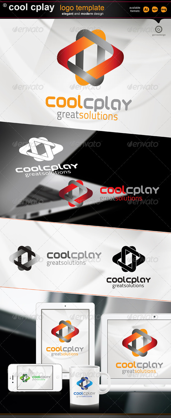 Cool Cplay - Vector Abstract
